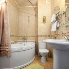 Гостиница Вилла Анна 4* Стандартный номер с двуспальной кроватью фото 11