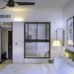 Отель Hilton Mauritius Resort & Spa 5* Номер Делюкс с различными типами кроватей фото 5