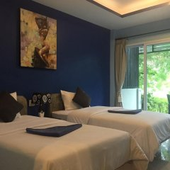 Baan Suan Ta Hotel 2* Улучшенный номер с различными типами кроватей фото 29