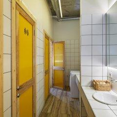 Гостиница Twin Cities Melbourne Кровать в общем номере с двухъярусной кроватью фото 2