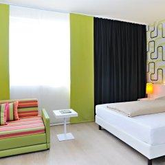 Отель Harry's Home Hotel München Германия, Мюнхен - 1 отзыв об отеле, цены и фото номеров - забронировать отель Harry's Home Hotel München онлайн комната для гостей фото 6