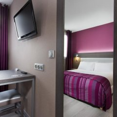 Отель Des Pavillons 2* Стандартный номер фото 2