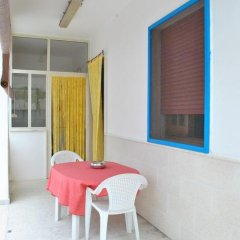 Отель Residenza del Sole Mare Лечче балкон