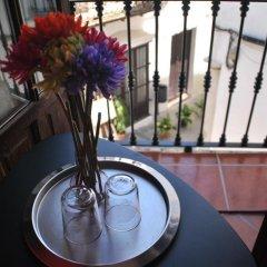 Отель Pension San Marcos Номер категории Эконом с 2 отдельными кроватями