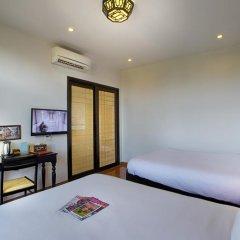 Отель Riverside Impression Homestay Villa 3* Полулюкс с различными типами кроватей фото 10