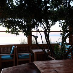 Seaview Faralya Butik Hotel Номер Делюкс с различными типами кроватей фото 18