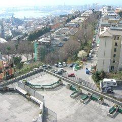 Отель Ostello per la Gioventù Genova Генуя балкон