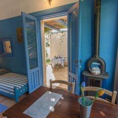 Отель Casa Blu Фонтане-Бьянке удобства в номере