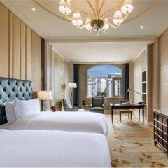 Отель Sofitel Shanghai Hongqiao 5* Улучшенный номер с 2 отдельными кроватями