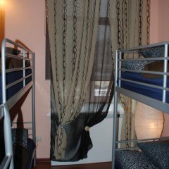 Hostel Moscow 444 Кровать в общем номере с двухъярусной кроватью фото 7