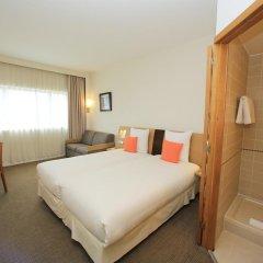 Отель Novotel Casablanca City Center 4* Стандартный номер с различными типами кроватей фото 3