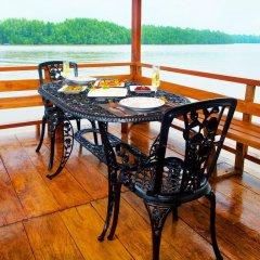 Отель Okvin River Villa балкон