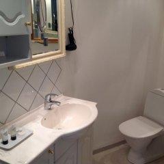 Отель Tiffany Дания, Копенгаген - отзывы, цены и фото номеров - забронировать отель Tiffany онлайн ванная