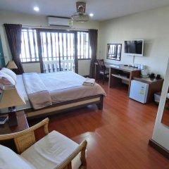 Отель Barracuda Guesthouse комната для гостей фото 4