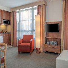 Отель Citadines Saint-Germain-des-Prés Paris 3* Студия с двуспальной кроватью