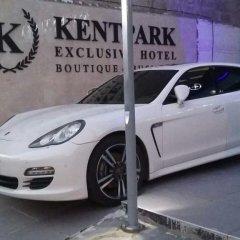 Kentpark Exclusive Hotel парковка