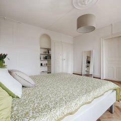 Отель Am Pavillon, Bed&Breakfast комната для гостей фото 4