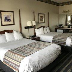 Отель Country Inn & Suites by Radisson, Lancaster (Amish Country), PA 3* Стандартный номер с различными типами кроватей