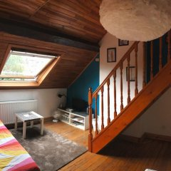 Отель B&B Ambiorix Люкс с различными типами кроватей фото 3