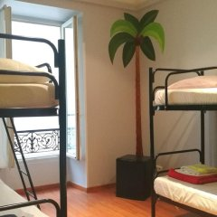 Hostel & Hotel Meyerbeer Beach Кровать в общем номере с двухъярусной кроватью фото 7