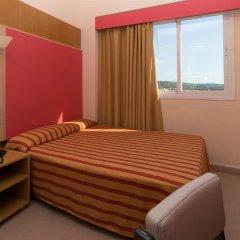 Отель The Red by Ibiza Feeling 2* Номер категории Эконом с различными типами кроватей фото 4