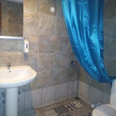 Отель Pelli Hotel Греция, Пефкохори - отзывы, цены и фото номеров - забронировать отель Pelli Hotel онлайн ванная фото 2