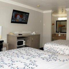 Отель Americas Best Value Inn - Milpitas 2* Стандартный номер с различными типами кроватей фото 3