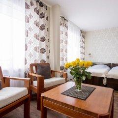 Hotel Mezaparks 3* Стандартный номер с 2 отдельными кроватями фото 10