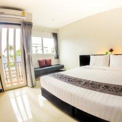 Отель My Place Phuket Airport Mansion 2* Стандартный номер с различными типами кроватей фото 5