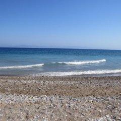 Отель Rodos Palace пляж фото 2