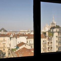 Отель Spadari Al Duomo Италия, Милан - отзывы, цены и фото номеров - забронировать отель Spadari Al Duomo онлайн балкон