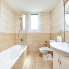 Отель Villa Amanda Кипр, Протарас - отзывы, цены и фото номеров - забронировать отель Villa Amanda онлайн ванная