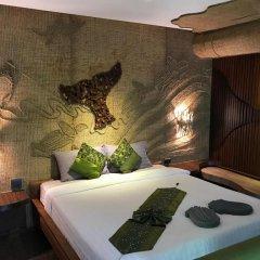 Отель AC 2 Resort 3* Вилла с различными типами кроватей