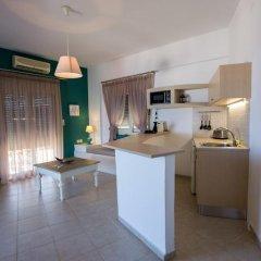 Pela Mare Hotel 4* Улучшенные апартаменты с различными типами кроватей фото 6