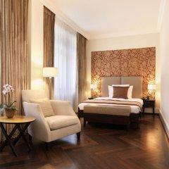 Отель The Dolder Grand 5* Улучшенный номер с различными типами кроватей
