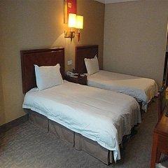 GreenTree Inn Suzhou Wuzhong Hotel 2* Стандартный номер с 2 отдельными кроватями