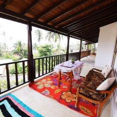 Отель Lahiru Villa балкон