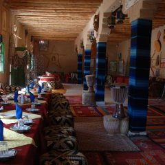 Отель Auberge De Charme Les Dunes D´Or Марокко, Мерзуга - отзывы, цены и фото номеров - забронировать отель Auberge De Charme Les Dunes D´Or онлайн питание фото 3