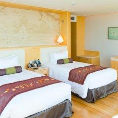 Отель Lotte Hanoi 5* Номер Делюкс фото 8