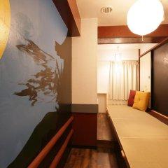 SAMURAIS HOSTEL Ikebukuro Стандартный номер с различными типами кроватей фото 6