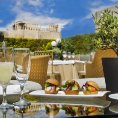 Отель Divani Palace Acropolis питание фото 2