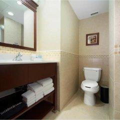 Отель Hampton Inn & Suites Mexico City - Centro Historico 3* Стандартный номер с различными типами кроватей фото 3