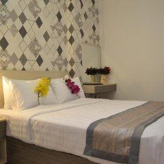 Отель COMMON INN Ben Thanh 2* Стандартный номер с двуспальной кроватью фото 2