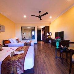 Отель Seahorse Resort & Spa 4* Номер Делюкс фото 3