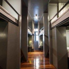 Here Hostel Кровать в общем номере фото 13