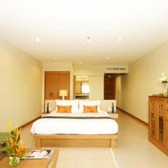 Отель The Heritage Pattaya Beach Resort комната для гостей