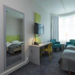 Thon Hotel Trondheim 3* Стандартный номер с 2 отдельными кроватями фото 4