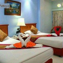Camelot Hotel Pattaya 4* Улучшенный номер