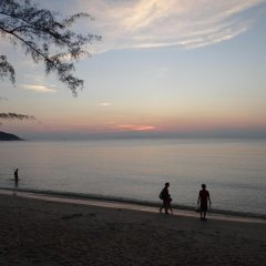 Отель Samui Goodwill Bungalow Таиланд, Самуи - отзывы, цены и фото номеров - забронировать отель Samui Goodwill Bungalow онлайн пляж