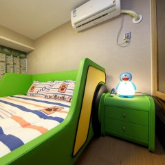 Апартаменты Guangzhou Chimelong Heefun International Service Apartment Люкс фото 8
